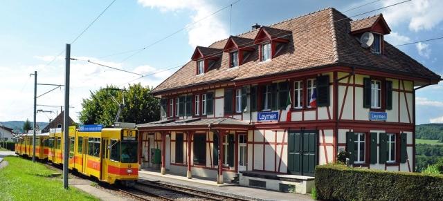 Gare Leymen